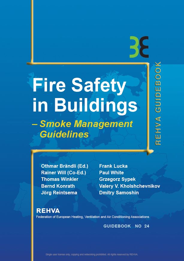 anteprima guida fire safety in buildings
