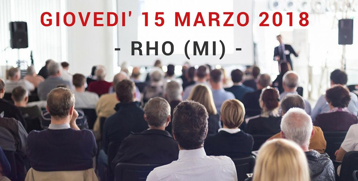 Seminario CEI - Antincendio | 15 marzo 2018 | Rho (MI)