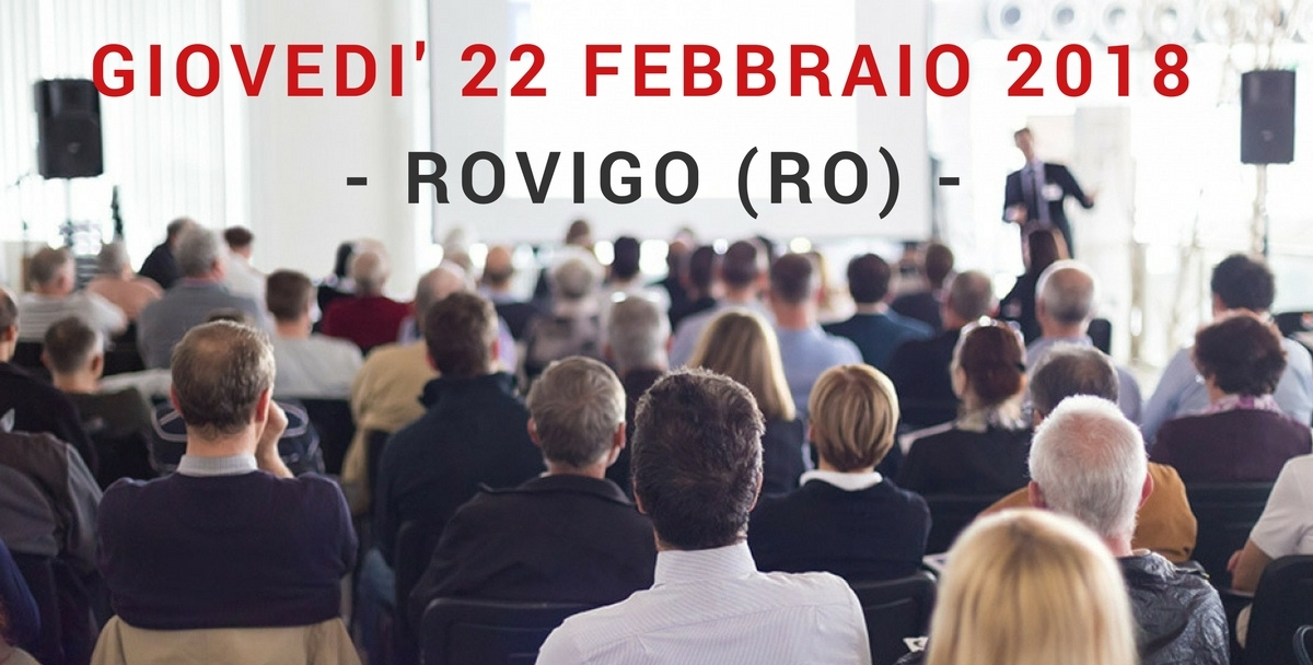 22 febbraio 2018 | Rovigo (RO)
