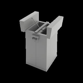 Sistema di pressurizzazione vani scala