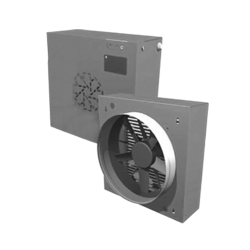 Sistema pressurizzazione filtro fumo SPF AerNova