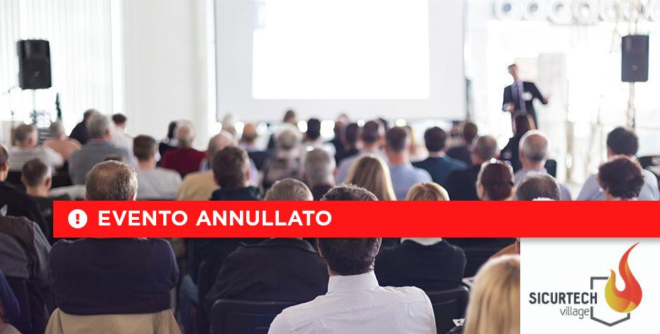 <b>ANNULLATO</b> - Seminario Tecnico Gratuito