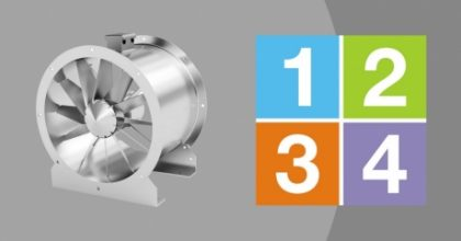 Ventilatori per il controllo fumi: le 4 caratteristiche fondamentali